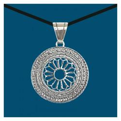 Medalla de plata Monasterio de San Estebo. O Saviñao - Lugo
