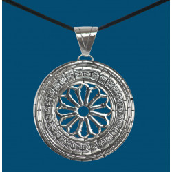 Medalla de plata Monasterio de Caaveiro - A Coruña